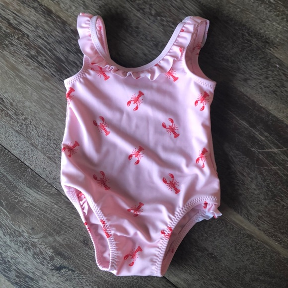 Old Navy Other - One Piece Baby Girl Swimsuit